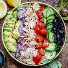 Easy Avocado Tuna Salad Recipe (Paleo ...