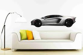 Lamborghini Aventador Vinyl Wall Decals On Luulla