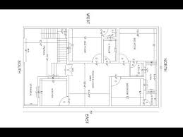 30x50 south facing house plan 3 bhk