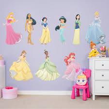 Fathead Disney Princess Wall Decal Walmart Com Walmart Com