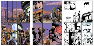 Cowboys and ALiens comic 2 by SC4V3NG3R on DeviantArt