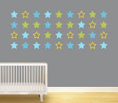 Wall Decal Art Stars Stickers Cutzz