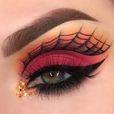 21 beautiful halloween eye make up