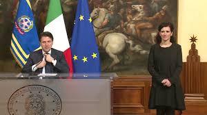 Conferenza presidente del Consiglio Conte oggi: VIDEO - PescaraPost