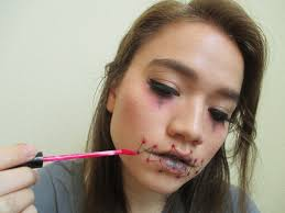 sfx makeup for last minute