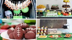 50 super bowl party ideas football