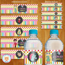 Kit Imprimible Star Butterfly Pony Head Decoracion Candy Bar