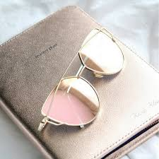 new rose colored mirror sunglasses