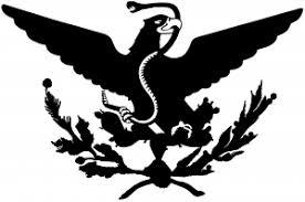 Mexican Flag Emblem Porfirian Era Car Or Truck Window Decal Sticker Or Wall Art All Time Auto Graphics