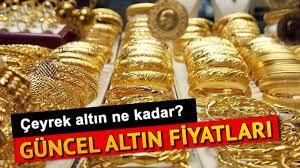 Anlık gram ve çeyrek altın fiyatları 6 Şubat 2020: Altın fiyatları ...