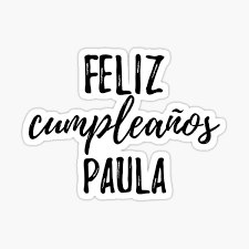 Birthday Paula Gifts & Merchandise | Redbubble
