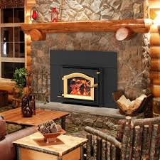 alpine le fireplace insert wood stove