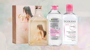 what is micellar water and how do you