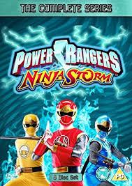 Power Rangers: Ninja Storm (Complete Series) [DVD]: Amazon.co.uk: Adam  Tuominen, Pua Magasiva, Sally Martin, Glenn McMillan, Jason Chan, Adam  Tuominen, Pua Magasiva: DVD & Blu-ray