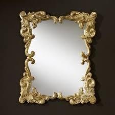 casa padrino baroque wall mirror