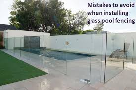 Try To Avoid These Pitfalls While Installing Glass Pool Fencing Auto Gates And Fencing