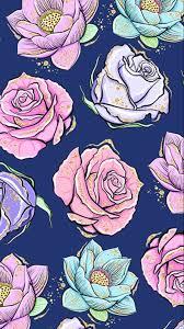 61 Best خلفيات ورود Images Floral Vintage Flowers Decoupage Paper