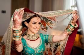 bridal makeup the bridal affair india