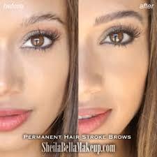 sheila bella permanent make up 2019