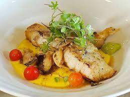 Yellowedge Grouper with Savory Sweet ...