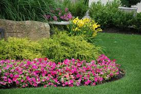 how to make a flower bed diy projects