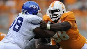 Daniel McCullers: Tennessee's big man on campus
