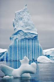Striped Icebergs - Antarctica | Antarctica travel, Beautiful nature, Antarctica