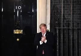 Coronavirus: il premier britannico Boris Johnson risultato ...