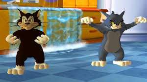 Tom and Jerry War of the Whiskers - Tom and Butch vs Jerry and Spike - Best  Funn Games HD - YouTube
