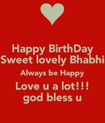 amazing happy birthday wishes for bhabhi happy birthday