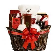romantic picnic gift basket sweet