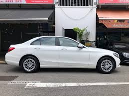 used mercedes benz c200 car in