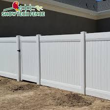 China Garden Decoration Fence Cheap Pvc Plastic Privacy Fence Panel China Pvc Fence Pvc Fence Factory