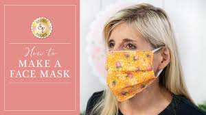 Face Mask | a Shabby Fabrics Tutorial ...