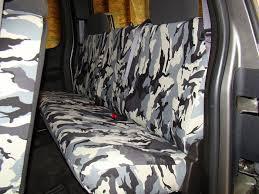 camouflage seat covers decor auto
