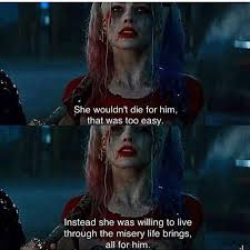 exclusive harley quinn quotes that make you think bayart