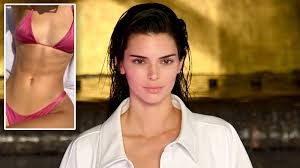 kendall jenner shares y new