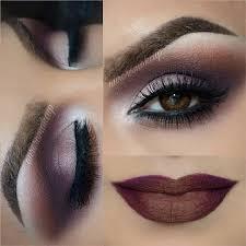 nice makeup for brown eyes saubhaya