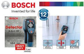 bosch d tect 120 universal wall scan
