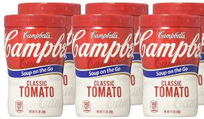 Mama Be Frugal: Campbell's Tomato Soup on the Go 8-Pk ONLY $4.55 ...