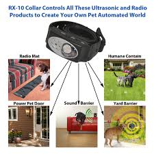 X10 Sb3 Indoor Outdoor Electronic Fence Value Kit Includes X 10 Ultra Fence Plus 3 Wireless