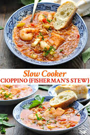 Cioppino recipe slow cooker ...