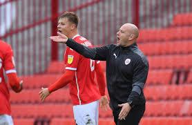 ADAM MURRAY PRE-STOKE CITY - News - Barnsley Football Club