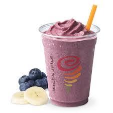 banana berry smoothie jamba juice
