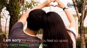 heart touching sorry messages for boyfriend
