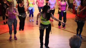 Myrna Williamson Zumba @ Four Seasons Dance Studio Showcase - YouTube