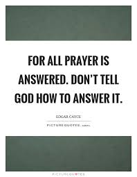 god answered prayer quotes sayings god answered prayer picture