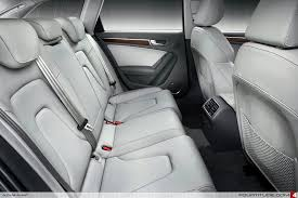 rear seat room than b8 a4