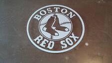 Boston Red Sox Car Decal Ebay
