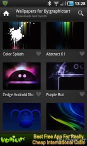 zedge ringtones and wallpapers on